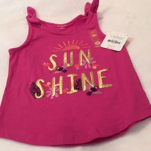 Gymboree girls shirt.